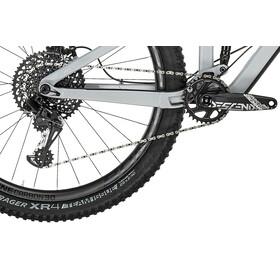 Trek Fuel EX 9.8 matte gravel/quicksilver